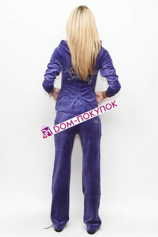 Велюровый спортивный костюм женский купить