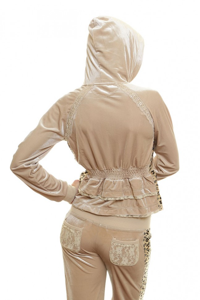 Купить велюровый костюм женский