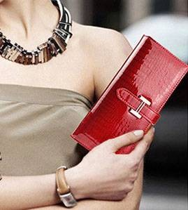 Женский кошелек Hermes