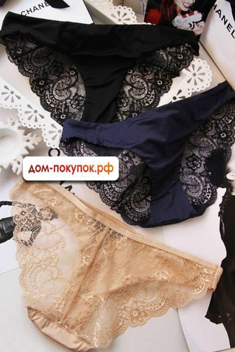 Женские трусы Victoria s Secret