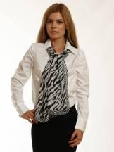 70d3ec1d001 Женские белые рубашки 👩 - купить в интернет-магазине Дом-покупок ...