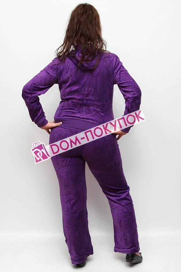 Juicy couture велюровый костюм женский