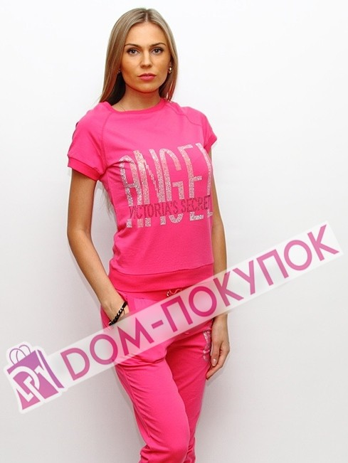 0dd62350fe1 Женский спортивный костюм Victoria s Secret AS8-SKSK-2121 - купить в ...