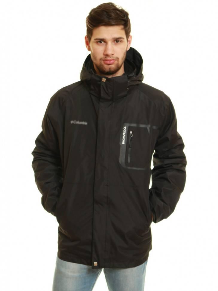 Мужская куртка 3 в 1