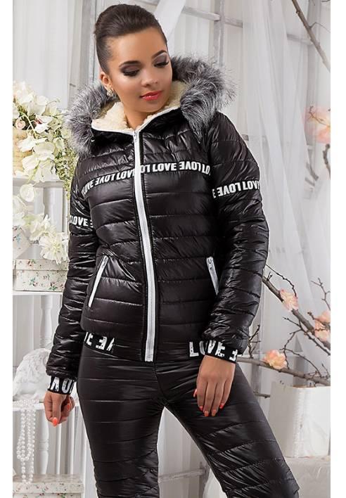 53226c7d Женский зимний спортивный костюм на меху AS8-SKBA-2390 - купить в  интернет-магазине Дом-покупок в Москве за 3 900 руб. - фото, отзывы,  характеристики