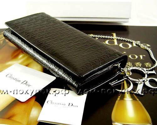 Женский кошелек Christian Dior