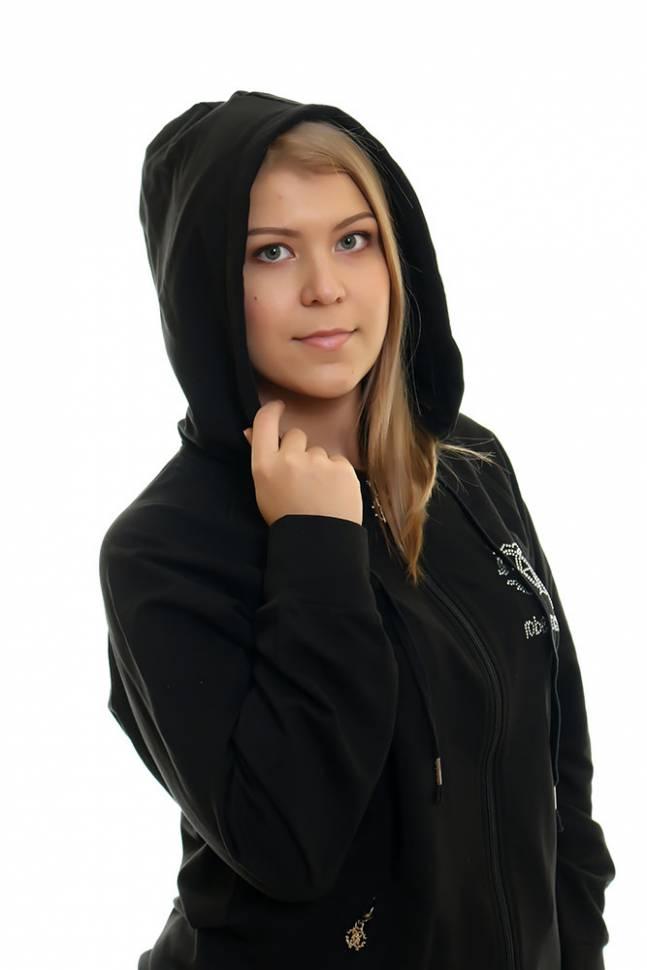 Трикотажный костюм женский