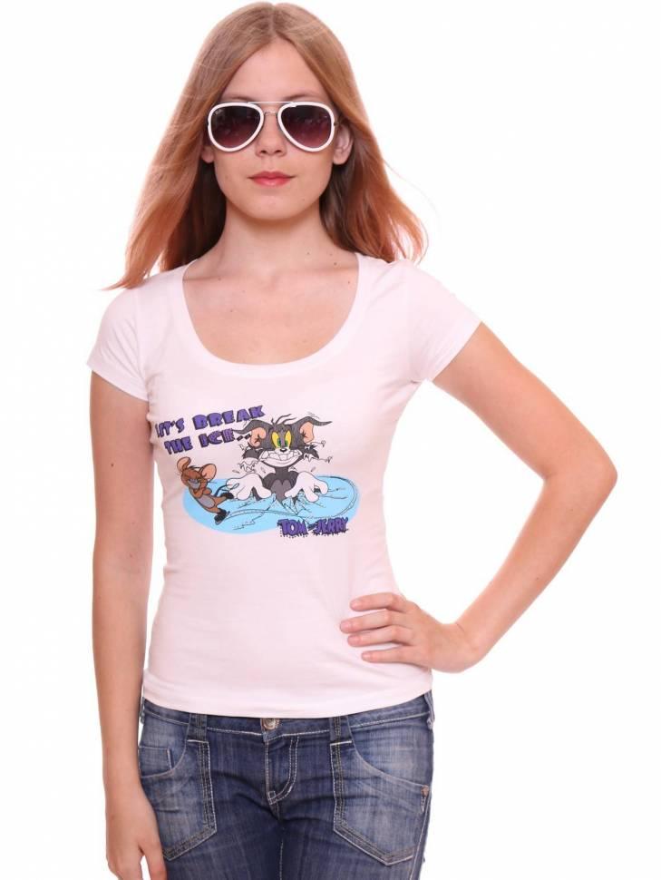 Женская футболка Iceberg